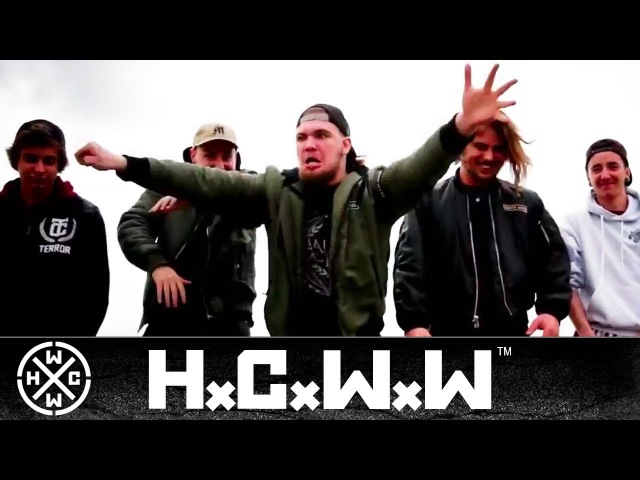 RAISE YOUR SHIELD - CAVE CANEM - HARDCORE WORLDWIDE (OFFICIAL D.I.Y. VERSION HCWW)