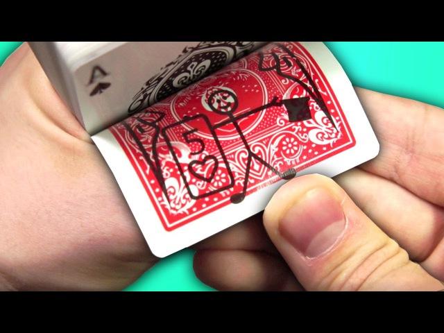 МУЛЬТИК ПРЯМО НА КАРТАХ Крутой карточный фокус из Китая с Aliexpress Алиэкспресс Бу