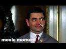 Мистер Бин (1997) - Сморкается (1/10) | movie moment