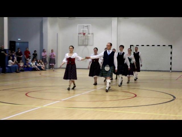 The Gentleman / The Dancing Man - Beltane Fires (Cheboksary) - SCD Festival 2017