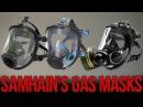 Серия масок МАГ и противогазов Unix (Обзор)
