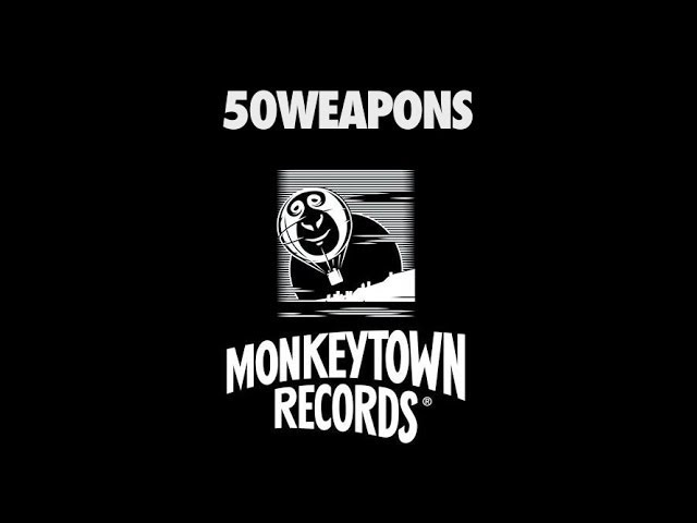50Weapons MonkeyTown Records - Mixed By Modeselektor - Tsugi Sampler 44