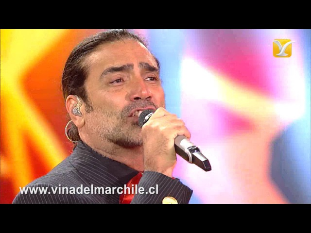 Alejandro Fernández Matalas Festival de Viña del Mar 2015 HD 1080p