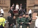 THE LATE MALCOLM YOUNG IS FAREWELLED AT ST MARY'S CATHEDRAL