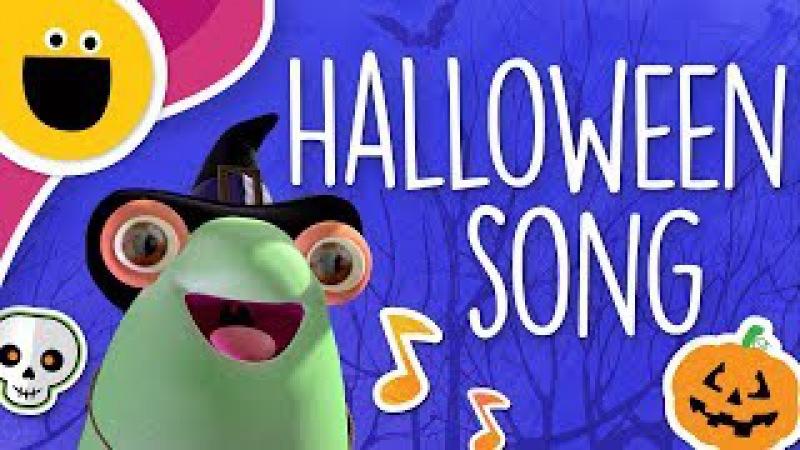Marvie's Halloween Song (Sesame Studios)