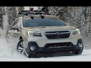 2018 Subaru Outback 3.6R Limited with EyeSight / Snow Driving