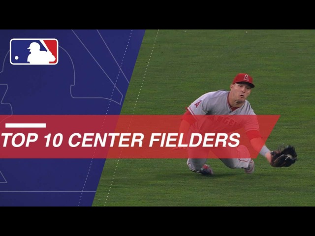 Check out the Top 10 center fielders in MLB right now