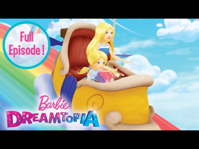 Unicorn in the Clouds | Barbie Dreamtopia: The Series | Episode 17