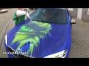Top 5 color changing car/heat sensitive car paint
