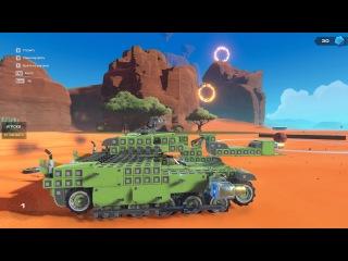 Trailmakers доделываю танк