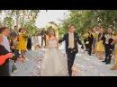 Солнечный свадебный клип Влада и Киры