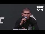 ЮФС223/UFC223 Пресс-конференция боя Хабиб Нурмагомедов - Тони Фергюсон