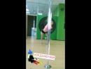 Pole Dance в школе KLEN