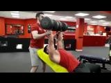 #Тренировки_K2Sport Александр Чеботарёв, контролирует Рустам Андраханов