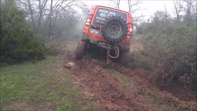 Land Rover Discovery TD5 - 37 250 EXTREME OFFROAD Katil 2018