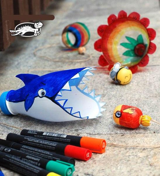 Поделка в детский сад игрушка
