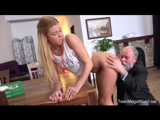 Chrissy Fox [HD 1080, all sex, Old man Young girl, new porn 2018]