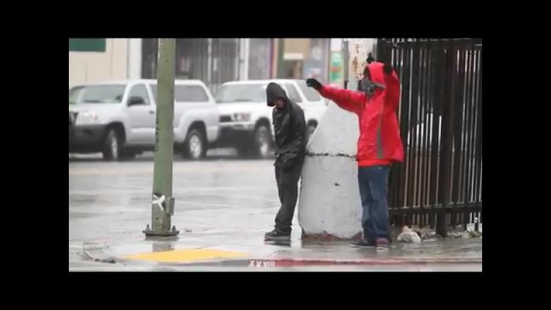 Уличные танцы гетто штат калифорния