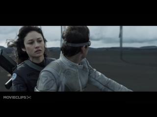 Oblivion Behind The Scenes - Stunt Bike (2013) - Tom Cruise Movie HD