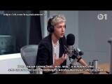 » [RUS SUB] Открывок из интервью для радио Beats 1.