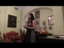 Маргарита Алтунина. А. Л. Гурилев. Внутренняя музыка. Концертмейстер - Г. Г. Мигунов