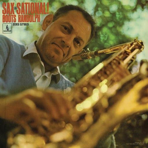 Boots Randolph альбом Sax-Sational!