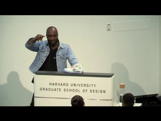 Virgil Abloh's Lecture at Harvard's Graduate School of Design