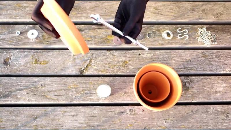 DIY 😻 Hänge Teelicht Heizung - Sichere Lösung für Kinder Haustiere _ Candle p
