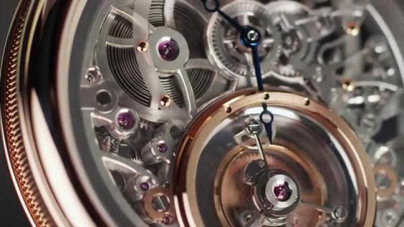 Мужские часы Breguet Tourbillon Messidor
