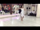 Zouk Show Курин Антон Волкова Анастасия K Z&S Fest II 2017