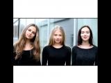 3 милых девушки поют песню Виа Гры !