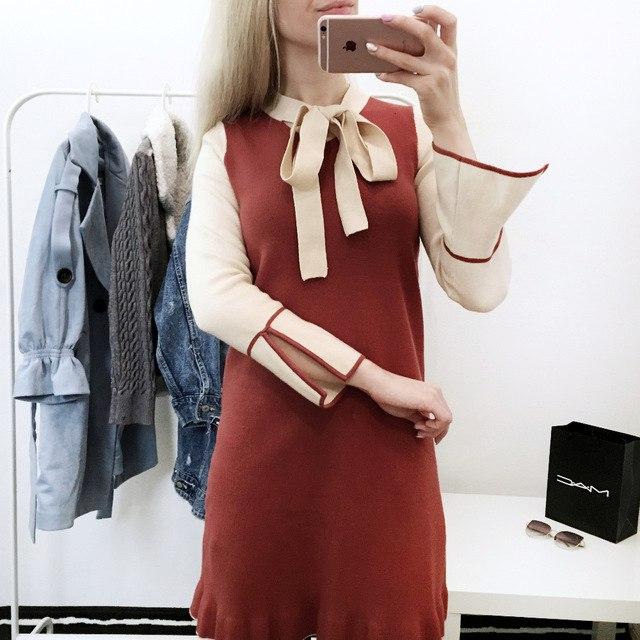 Платье из магазина FINEWORDS