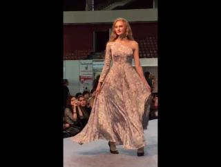 Fashion Industry 2017 Санкт-Петербург [28.09.17.-01.10.17.] Показ осенней коллекции от Royal Elegance