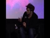 02.08.2017 - Интервью «Вопрос/Ответ»  ArcLight Cinemas в Лос-Анджелесе #6