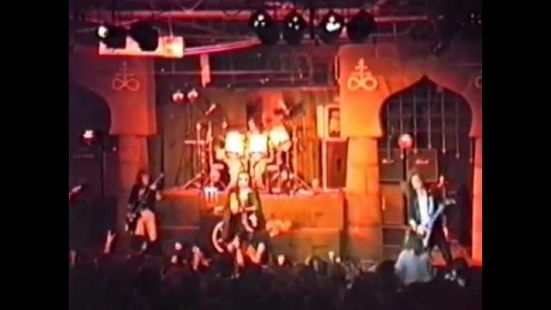 King Diamond 04_20_86 Eindhoven Holland @ Aardschokdag Full Concert