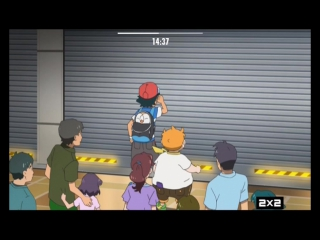 FRT Sora Pokemon the series Sun&Moon - Season 20 - Episode 6 576p