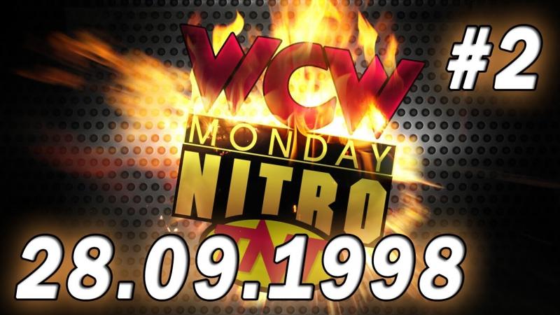WCW Nitro Review 2. 28/09/1998