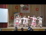 танец ош пеледышь (белые цветы)