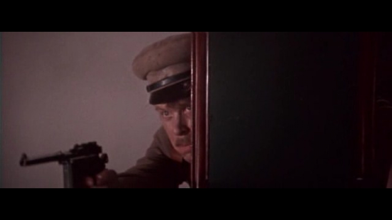 Даурия (1971). Бой красных с анархистами