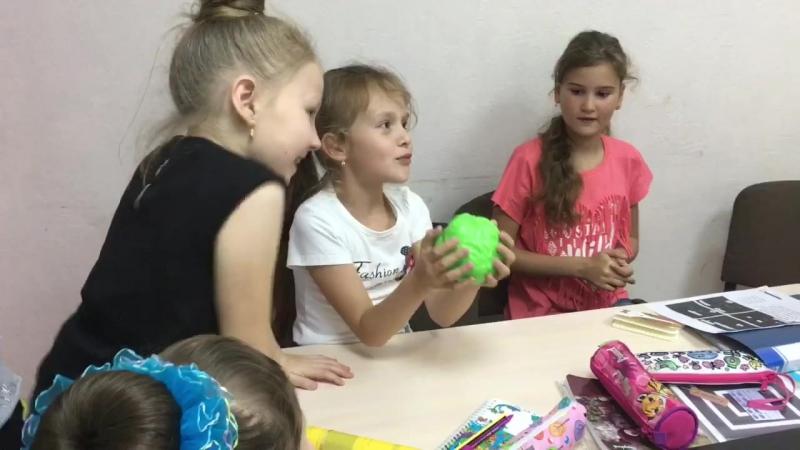 Занятие английским языком Ижевск 3 класс Bilingua