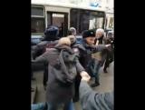 Задержание Навального в Москве