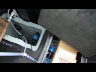 Перепёлкино Ergobox канализация часть 2 взгляд изнутри
