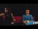 Selena Gomez and JoJo Have Awkward Silence Backstage