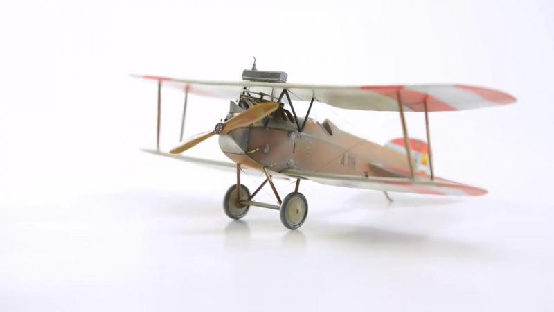 Austro WWI biplane Phönix D I from Special Hobby in 1 48