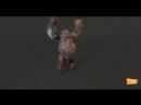 Animations creature