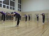 Открытое занятие по современному танцу Студии танца