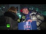 «Йокерит» — СКА: что происходит в Хельсинки перед первым матчем КХЛ на открытом воздухе