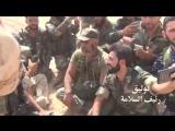 Генерал-майор Иссам Захр-Эд-Дин в день снятия блокады в Дейр-ээ-Зоре