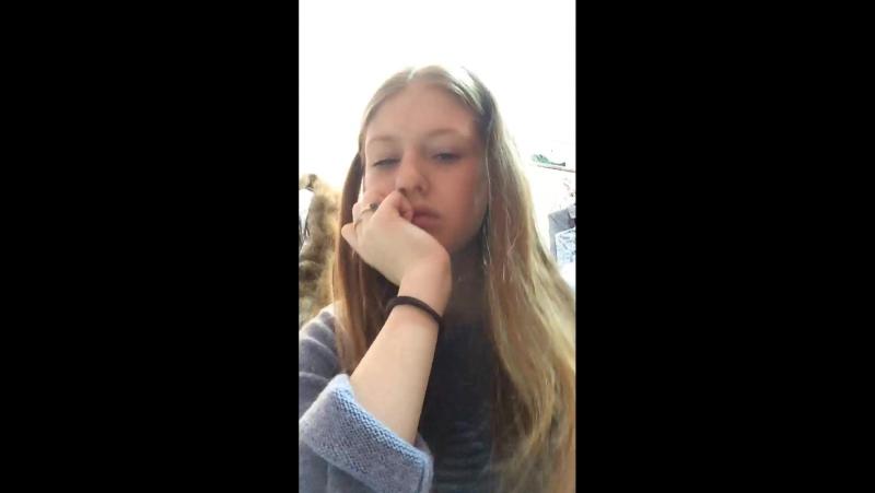 Екатерина Евдокимова — Live