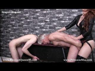 Training Male Sluts By RQM _ PrincessMia - Russianqueenm